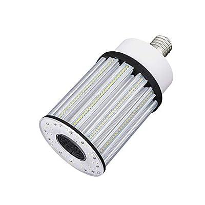120W LED Corn Light Bulb 5000K Daylight White(400-700 Watts) HID/HPS/CFL Replacement, Large E39 Mogul Screw Base, LED Street Lighting, LED High Bay Lighting