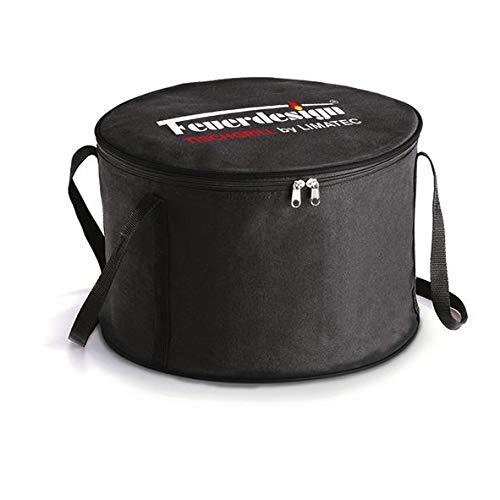 Limatec Tasche für Tischgrill Vesuvio, schwarz