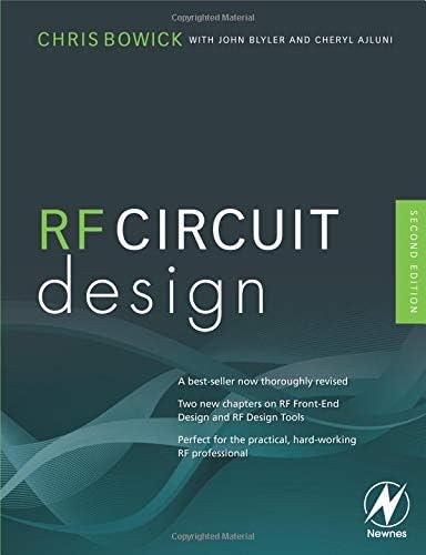 RF Circuit Design product image