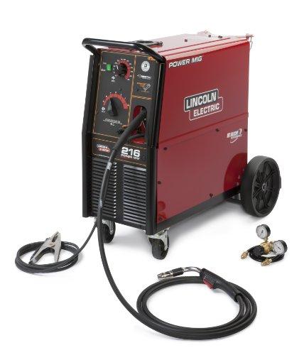MIG Welder, Wheeled, 220/208/230VAC