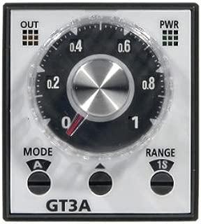 Idec GT3A-4AF20 120VAC/240VAC Multi-Function Timer 11-pin Plug-In DPDT 5A