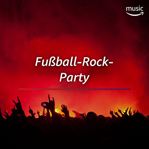 Fußball-Rock-Party