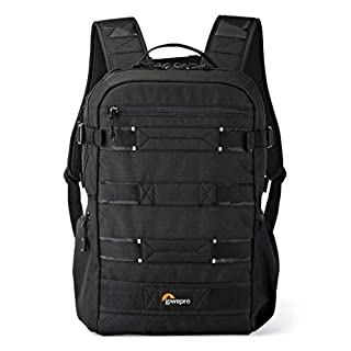"""Lowepro LP36912-PWW, Viewpoint BP 250 AW Backpack for GoPro, DJI Mavic, Switch, Black, Fits 1-3 Action Video Cameras, Compact Tripod, 15"""" Laptop, 10"""" Tablet (B014CKVZWU) 