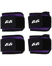 Abaodam 4 pulseras deportivas, transpirables, presurizadas, pulseras deportivas