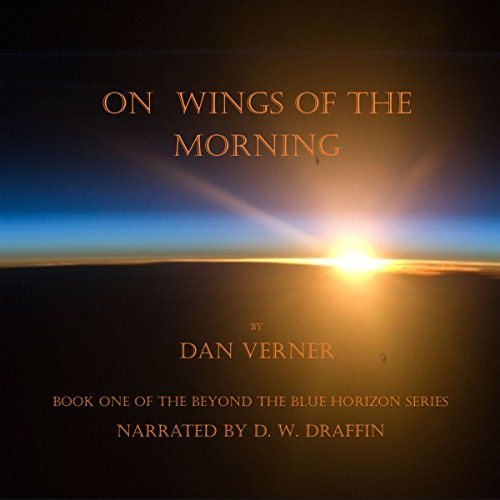 On Wings of the Morning audiobook cover art