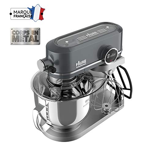 Faure FKM-901ME1 Robot Pâtissier Magic Baker Excellence -...