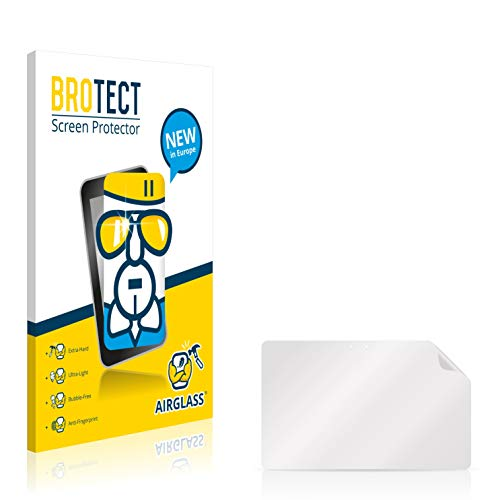 BROTECT Panzerglas Schutzfolie kompatibel mit Dell Venue 11 Pro 7139 (2013-2014) - AirGlass, extrem Kratzfest, Anti-Fingerprint, Ultra-transparent