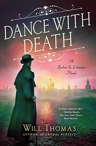 Compare Textbook Prices for Dance with Death: A Barker & Llewelyn Novel A Barker & Llewelyn Novel, 12 1 Edition ISBN 9781250624772 by Thomas, Will