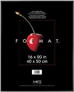 MCS 16x20 Inch Format Frame, Black (12445)
