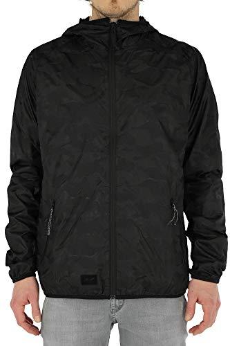 Reell Pack Logo Jacket, Black Camo L Artikel-Nr.1306-038 - 04-091