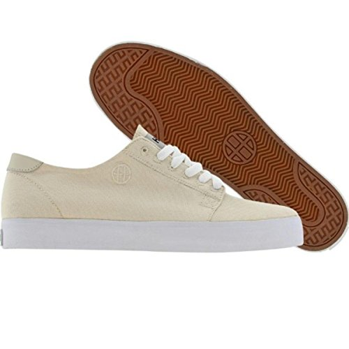 HUF Skateboard Schuhe Morton Light Grey Sneaker Shoes Sneakers, Schuhgrösse:45