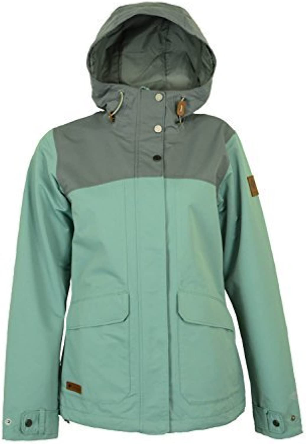 Columbia OmniTech Cypress Crossing Hooded Womens Jacket