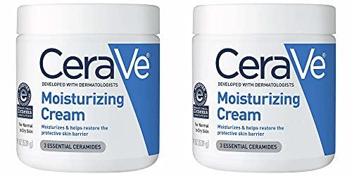 Moisturizing Cream   Body and Face Moisturizer for Dry Skin 2 Pack