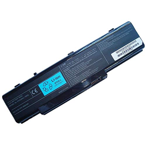 |_Recom'mend_| 14.8V 4400mAh Laptop Battery PA3382U-1BAS PA3384U-1BRS PA3382U-1BRS Compatible with Toshiba Satellite A60 A65 A70 A75 P30 AW2 AX/2
