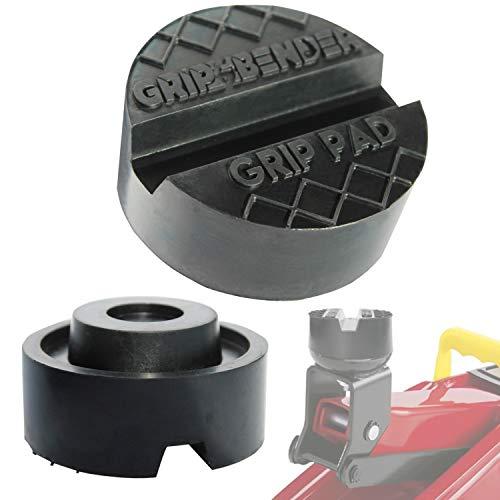 GRIP&BENDER Wagenheber Gummiauflage Universal-Auflage für Rangierwagenheber - Auflage/Gummi zum Schutz Ihres Autos