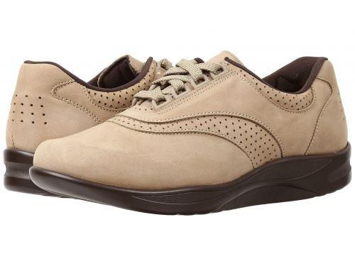 [サス] レディース 女性用 シューズ 靴 スニーカー 運動靴 Walk Easy – Sage Nubuck 6 W – Wide (C) [並行輸入品]