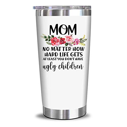Gifts For Mom From Daughter Son  Birthday Gifts For Mom  Mothers Day Gifts For Mom Wife Women  Funny Birthday Presents From Daughter Son Husband  20 0z Tumbler