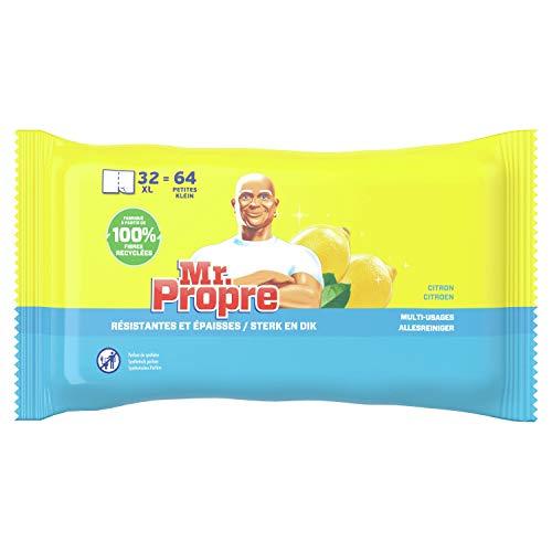 Mr Proper Toallitas De Limón 230 gr