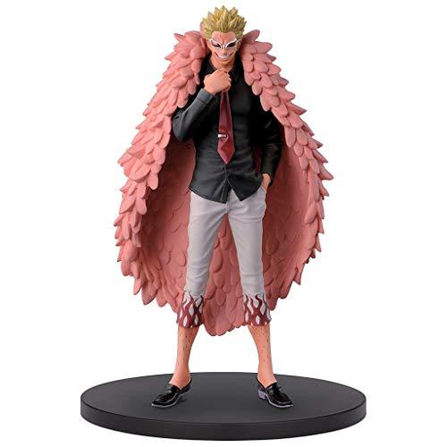 Siyushop One Piece: Doflamingo-Figur - Hohe 6,6 Zoll