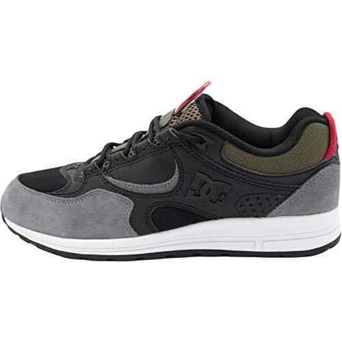 DC Shoes Kalis Lite - Zapatillas de Cuero - Hombre - EU 46