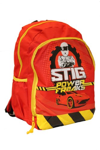 BBC Worldwide - Mochila Escolar, diseño de Top Gear