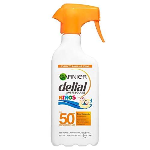 Garnier Delial Ninos Spray Protezione Solare SPF 50-300 ml