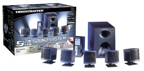 Enceintes 5.1 sound system