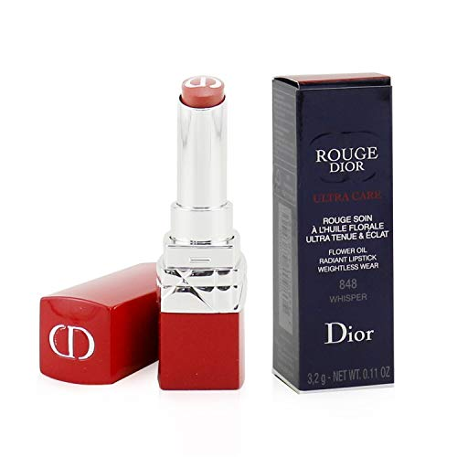 Dior Rouge Ultra Care Lipstick Lippenstift, 848 Whisper, 30 g
