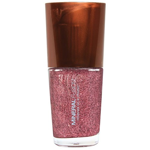 Mineral Fusion Nail Lacquer Shimmering Shale, 0.33 oz (0.33 Ounce Lip Lacquer)
