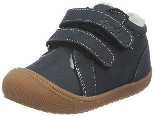 Lurchi Baby-Mädchen IRU Sneaker, Navy, 22 EU