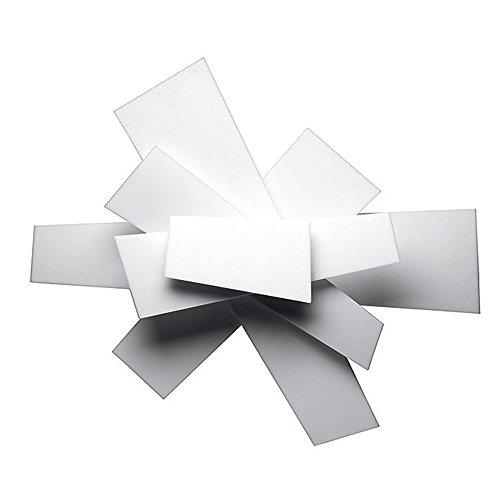 Foscarini Big Bang Wandleuchte, R7S, 120watts, Weiß