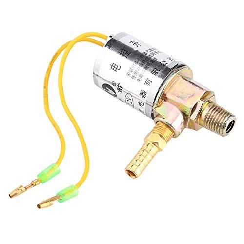 Válvula solenoide eléctrica de bocina de aire, 12V Sistemas de suspensión neumática...