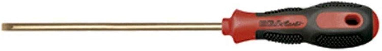 EGA Master 71586 – Elektriker-Schraubendreher 10 x 200 nicht glänzend cu-be B017LJKAMU   Merkwürdige Form