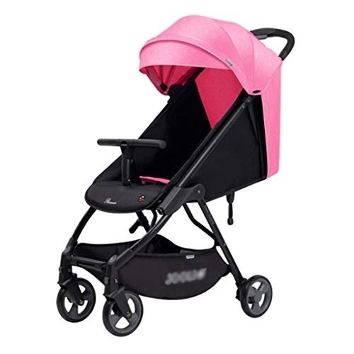 Best Buy! Strollers Adjustable Four Wheels Safe Convenient Baby Stroller Aluminium Alloy Kids Outsid...