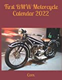First BMW Motorcycle Calendar 2022