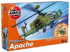 Airfix J6004 Modellbausatz Apache Quick-Build