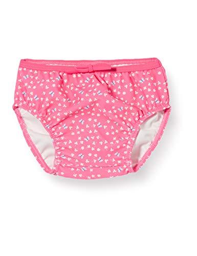 Sanetta Baby-Mädchen Schwimmwindel Bikinislip, Rosa (Rosa 38086), 62 (Herstellergröße: 062)