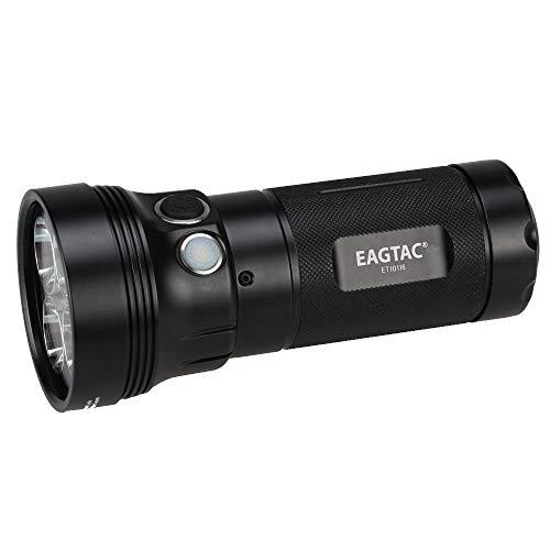 EagTac MX3T-C SST70 - Batteria 3 x 18650 con 8100 Lumen, colore: Bianco freddo
