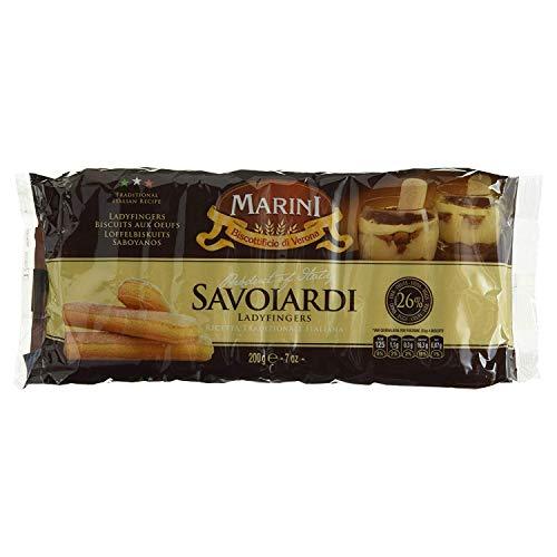 Savoiardi Italian Ladyfingers Cookies