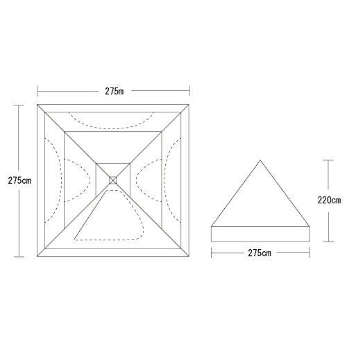 テンマクデザイン サーカス 300 用 フルインナーテント