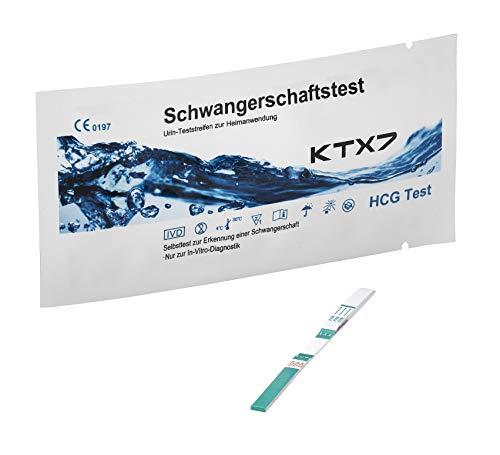 20x KTX7® Schwangerschaftstest