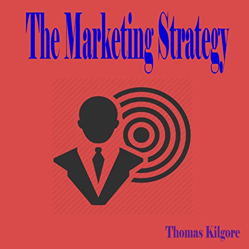 The Marketing Strategy audiobook cover art