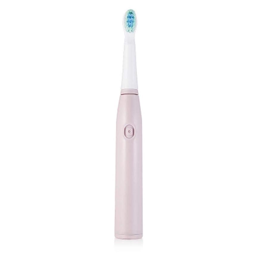 電動歯ブラシソニックキッズ電動歯ブラシ2ブラシヘッドとインテリジェント振動