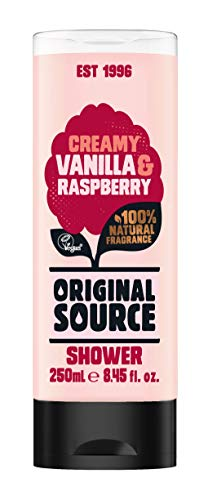 Original Source Vanilla & Raspberry Shower 250Ml by Trifing
