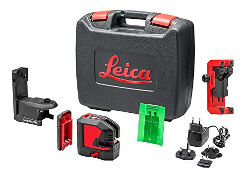 Leica Geosystems 864435 LINO L2P5G Green Beam Point & Cross Line Laser
