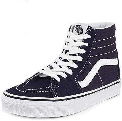Vans SK8-HI Sneaker Herren Blau - 43 - Sneaker High