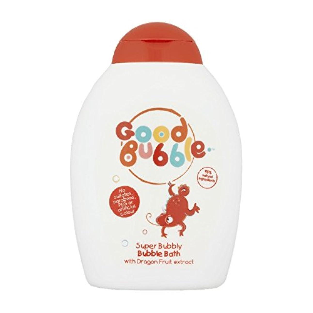 特徴曖昧な棚良いバブルドラゴンフルーツバブルバス400ミリリットル - Good Bubble Dragon Fruit Bubble Bath 400ml (Good Bubble) [並行輸入品]