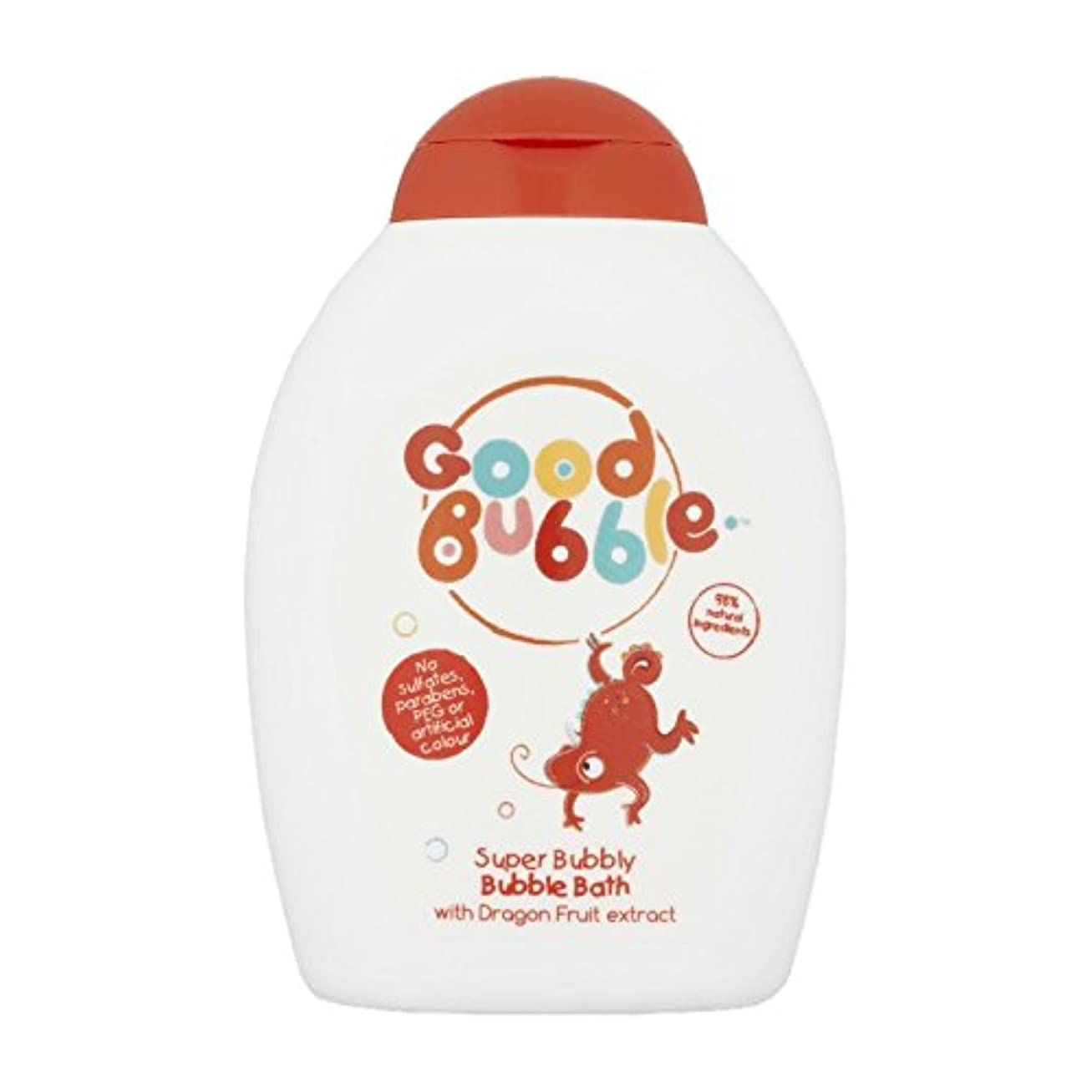 四分円コック例外良いバブルドラゴンフルーツバブルバス400ミリリットル - Good Bubble Dragon Fruit Bubble Bath 400ml (Good Bubble) [並行輸入品]