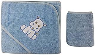 6ee275bfffbb Amazon.es: NISSANOU - Toallas de lavabo / Baño: Bebé