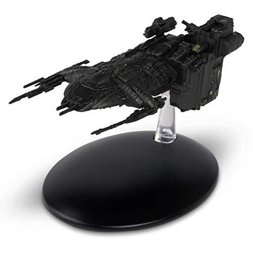 Eaglemoss Star Trek Offizielle Starships Kollektion, Druckguss-Modell Assimilierte Arktis Eins (Assimilated Arctic One)